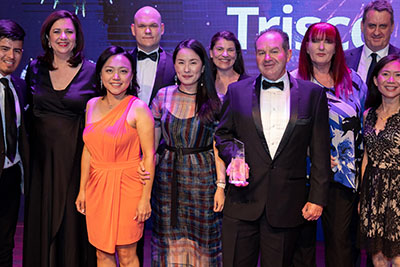 Trisco Foods named Queensland Exporter of the Year