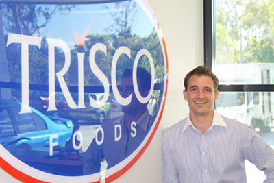 Food Manufacturer Trisco Foods Scoops Major Export Award