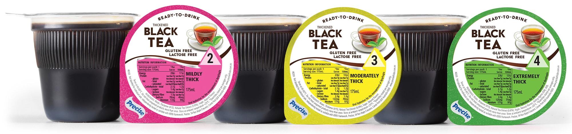 RTD Black Tea