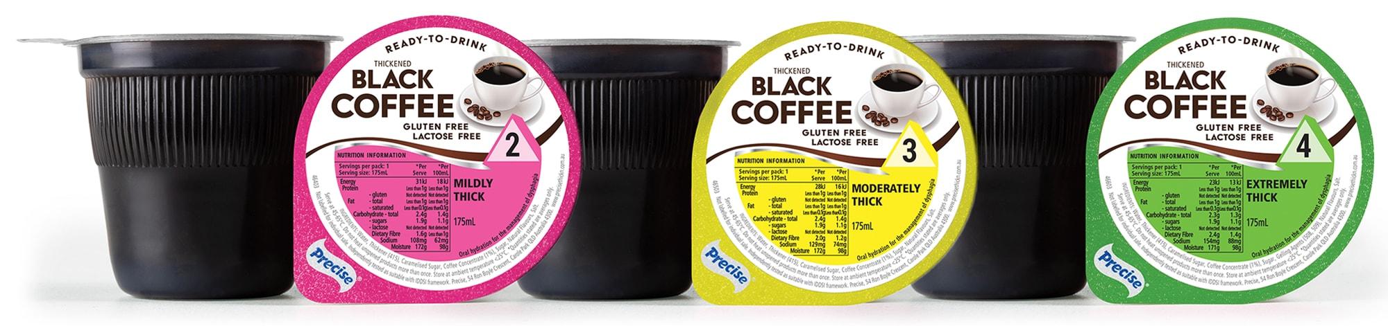 RTD Black Coffee