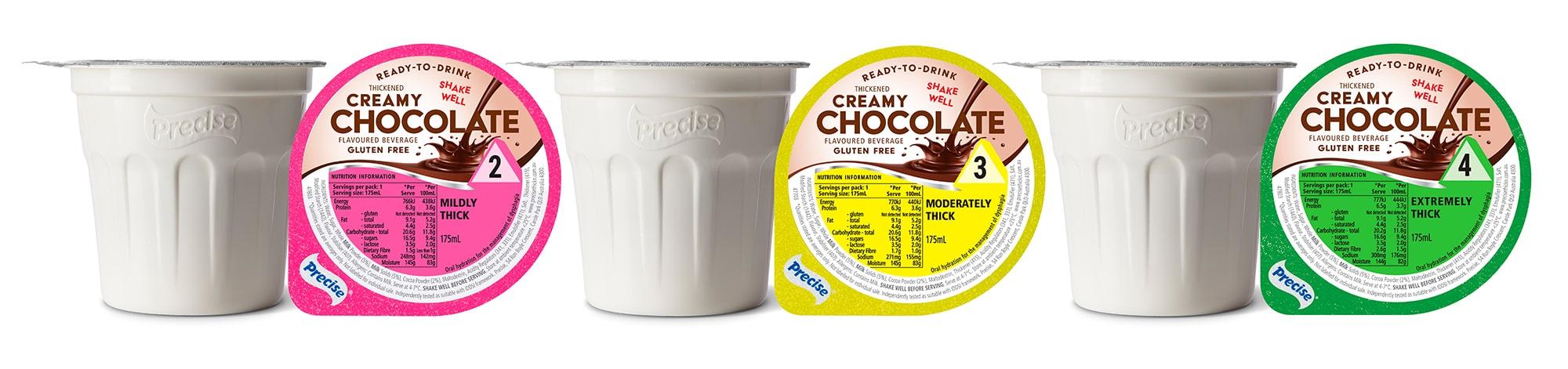 RTD Creamy Chocolate