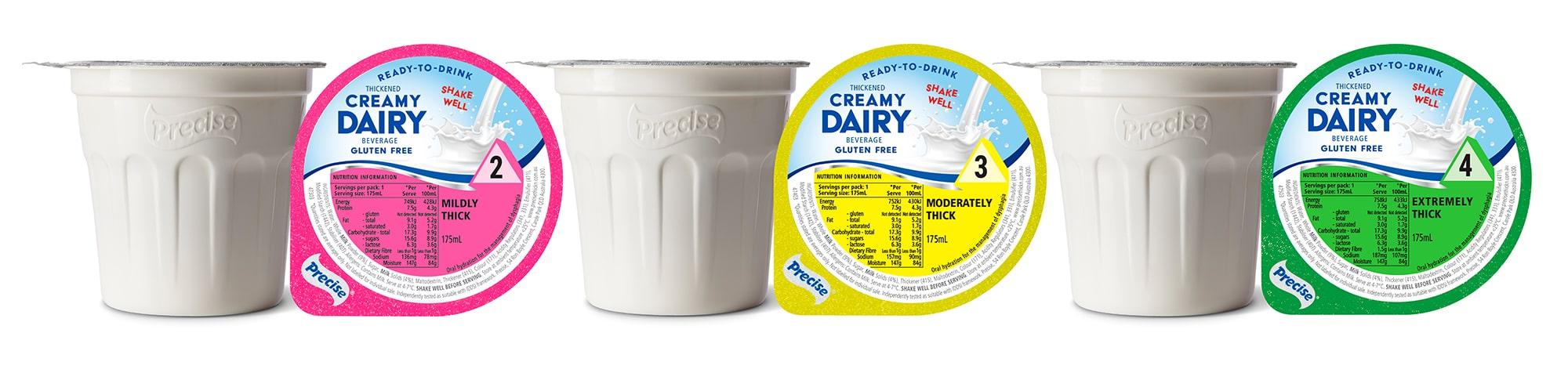 RTD Creamy Dairy