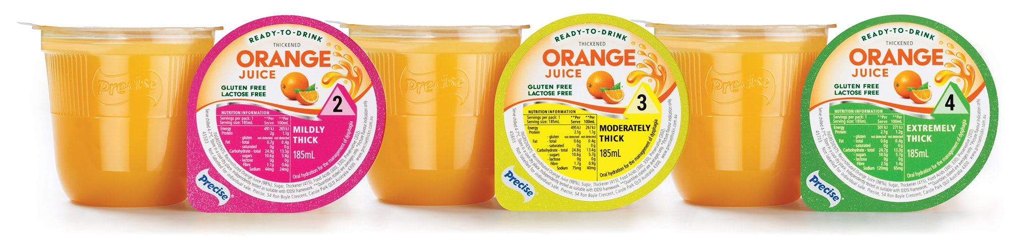 RTD Orange Juice