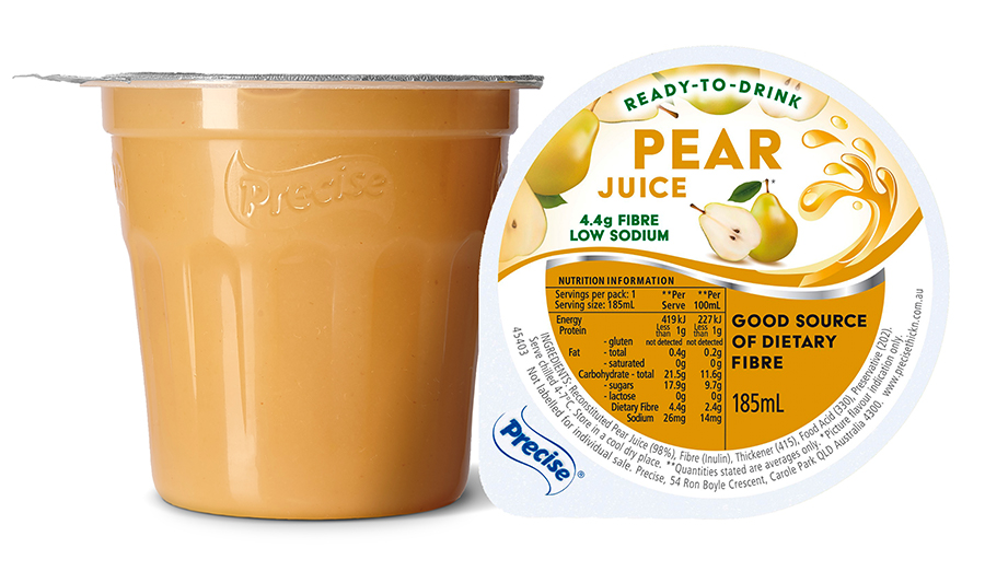 Unthickened Pear Juice