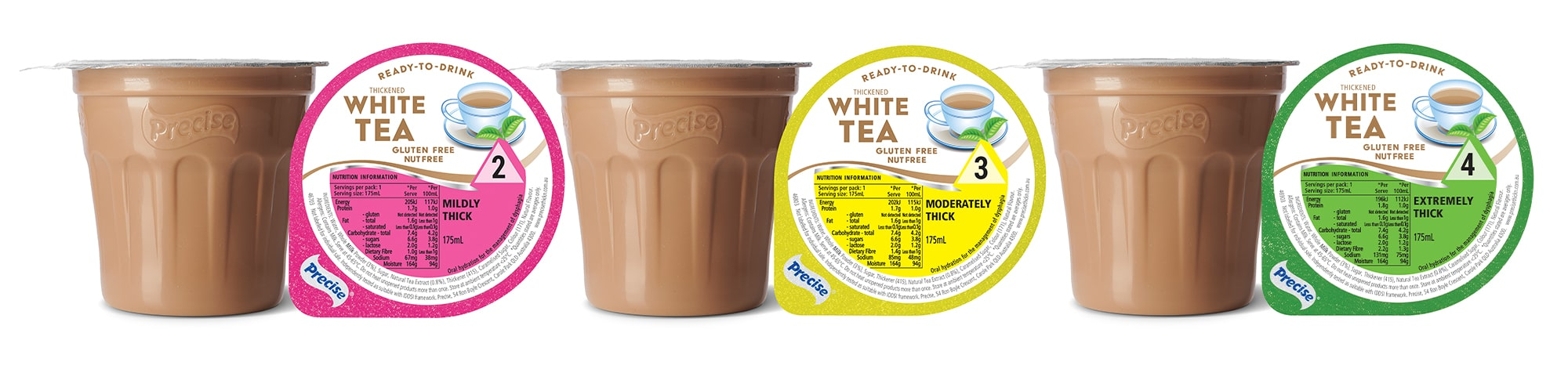 RTD White Tea
