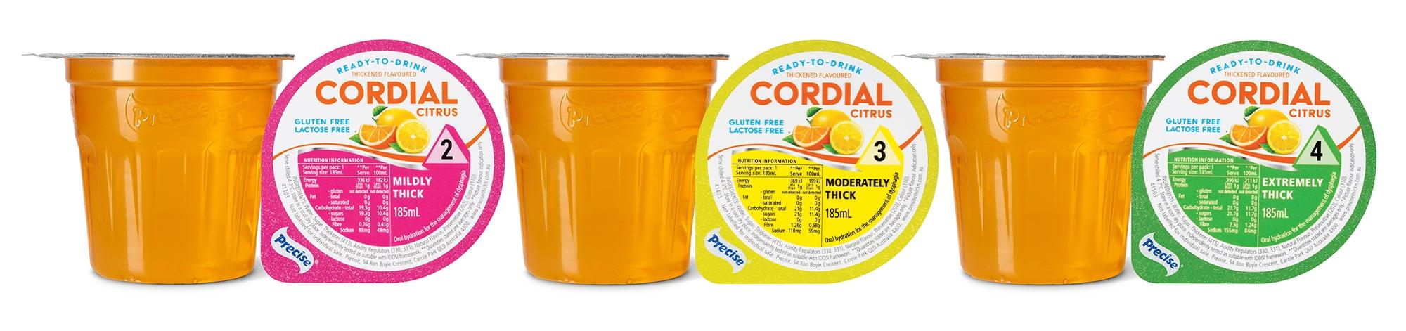 RTD Citrus Cordial