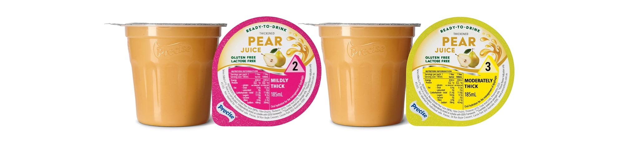 RTD Pear Juice