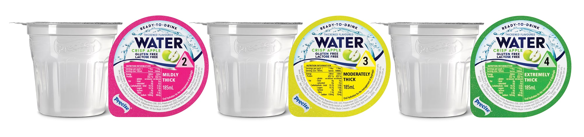 RTD Crisp Apple Water